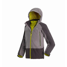 Regatta Hydrate III 3In1 Jacket Kids Seal Grey/Rock Grey